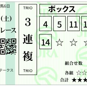 ながつきステークス2021