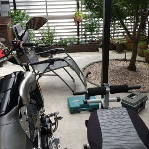 バイク弄り2