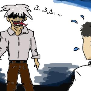 【ダイエット企画27】ウツボを相手に格闘する