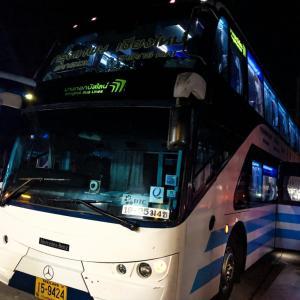 【格安】バンコクからチェンマイ・チェンライにバスで行く方法まとめ