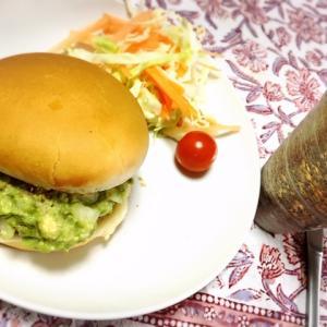 ハンバーガー作ろう 子どもと簡単料理