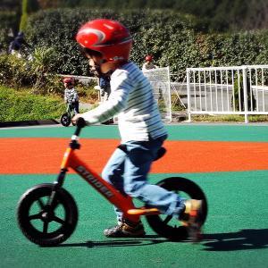 自転車・一輪車の思い出