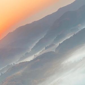 雲海と曼荼羅
