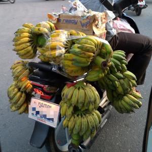 バナナバイク