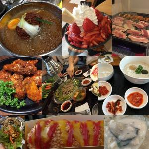 世界の美味しい食べ物【韓国編】