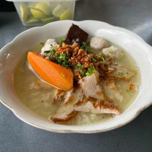 カンボジアのお粥再び