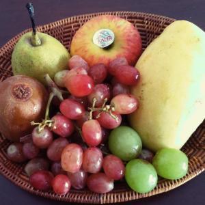サングリアの仕込み用フルーツ