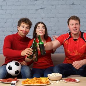 子供にDAZNでサッカーを洗脳させる!