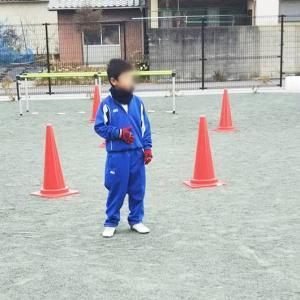 誕生日プレゼントに三角カラーコーンを購入【サッカー練習道具】