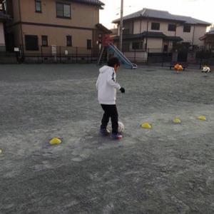 いろいろやらない|子供のサッカーが上手くなる方法