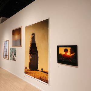 久しぶりの東京都写真美術館 ① 至近距離の宇宙 日本の新進作家 展