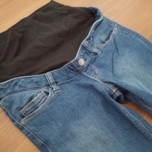 【マタニティブログ】アカチャンホンポのマタニティ用デニムを買って履いてみたら、快適だった!!