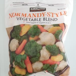 【口コミ】大きな野菜4種類!コストコのベジタブルブレンド(冷凍野菜)が便利すぎる!