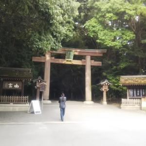 大神神社の茅の輪くぐりと感じた事