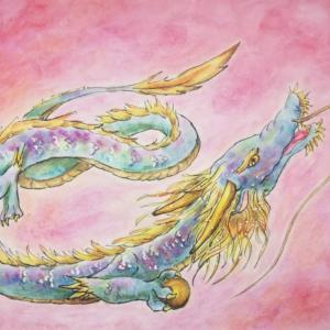 【道拓きの龍】【風龍】【金龍】【困難に立ち向かう龍】