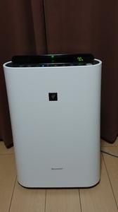 空気清浄機&加湿器