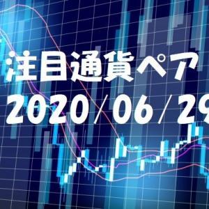 【鹿子木式FXでらくらくスイング】7/6週の注目通貨ペア