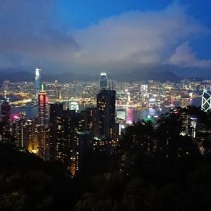 特典航空券で飛ぶ香港の旅(インターコンチネンタルで無料宿泊特典を利用)
