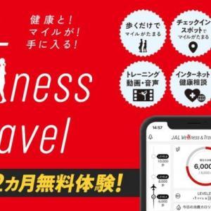 【週報】JAL Wellness & Travel(11月22日~11月28日)