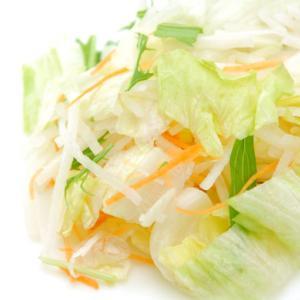 野菜不足でもカット野菜・カットフルーツはやめた方が良い!その理由は?