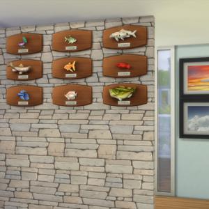 Sims4での建築の楽しさよ伝われ