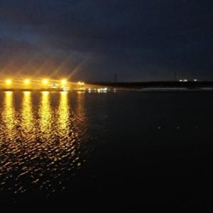 石狩湾まで歩いてみた。(偵察編)