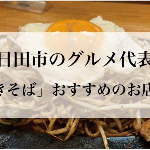 日田市の代表グルメ「日田やきそば」おすすめのお店12選!!