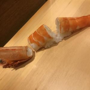 地元で人気の老舗でカウンター寿司