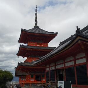 京都世界遺産観光と湯豆腐会席デート