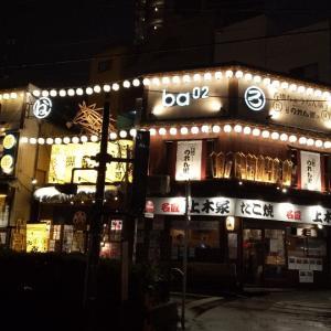 大塚のれん街と昭和のラーメン屋