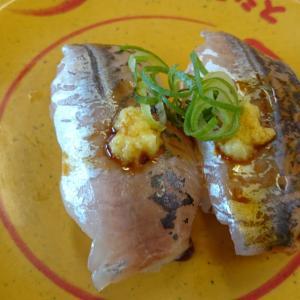 100円回転寿司屋でリーズナブルに昼飲み