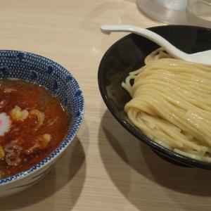 駅ナカにある食感の気持ち良いつけ麺(成増)