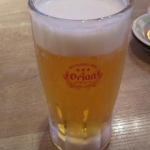 沖縄料理の人気店で一杯(成増)