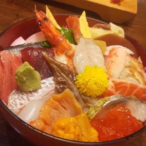 地元で人気の寿司屋で贅沢に一杯(光が丘)