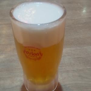 成増の沖縄居酒屋で一杯