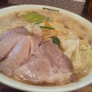 旨味のあるスープとたっぷり野菜が嬉しい人気店(練馬)
