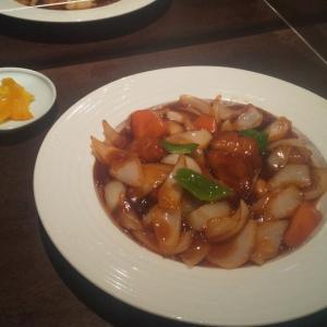 新山口『随園』/美味しい中華ランチがリーズナブルに楽しめる