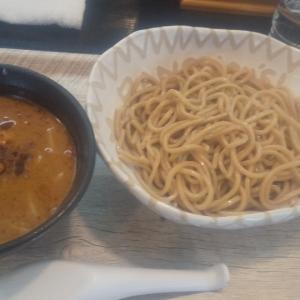 朝霞台『つけ麺番長銀』/小麦粉の味が美味しいつけ麺の人気店