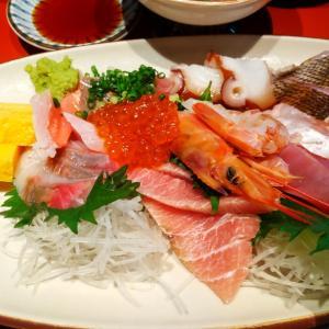 赤坂見附『黒座暁楼』/雰囲気も料理も上級の人海鮮居酒屋でランチ