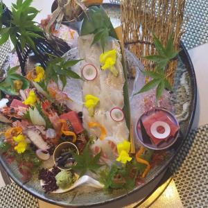 胡町『みつき』/オリエンタルホテルにある落ち着いた雰囲気の日本料理屋
