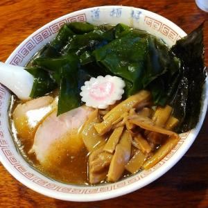 成増『道頓堀』/濃厚な煮干しスープが絶品の超人気店