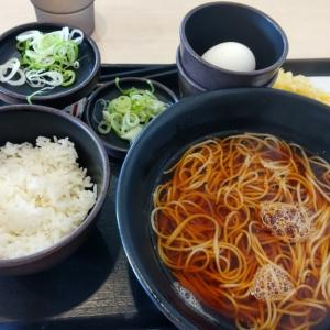 戸田『ゆで太郎』/人気立ち食いそばチェーンで納豆朝食