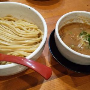 高知の繁華街で食べる〆のつけ麺