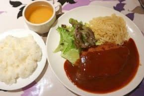 赤坂で洋食ランチを食べるならここ!