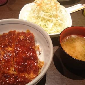 名鉄名古屋駅ビルで食べる人気の味噌カツ