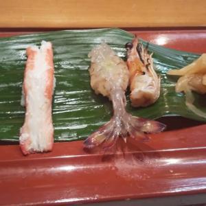 一の坂川沿いにある老舗の寿司屋
