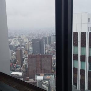西新宿高層ビル最上階で食べる土佐料理