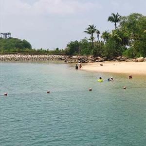 シンガポール旅行12(セントーサ島2)