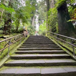 箱根旅行@県内観光スタート2(観光編)