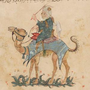旅人の大先輩!イブン・バットゥータ先輩の旅程を確認。
